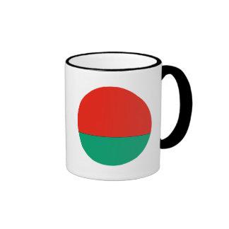 Belarus Flag Ringer Mug