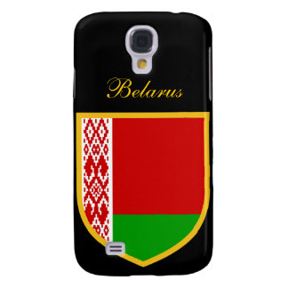 Belarus Flag Samsung Galaxy S4 Cover