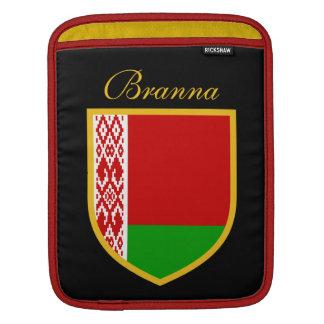 Belarus Flag Sleeve For iPads