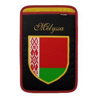 Belarus Flag Sleeve For MacBook Air
