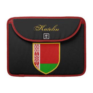 Belarus Flag Sleeve For MacBooks