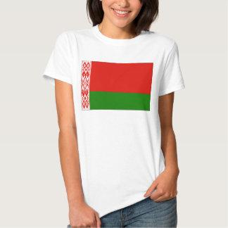 Belarus Flag Tee Shirt