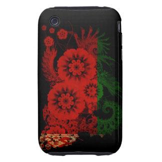 Belarus Flag Tough iPhone 3 Case