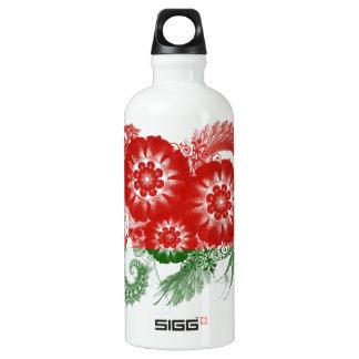 Belarus Flag Water Bottle