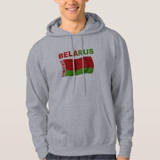 Belarus Flag (Wavy) Hoodie