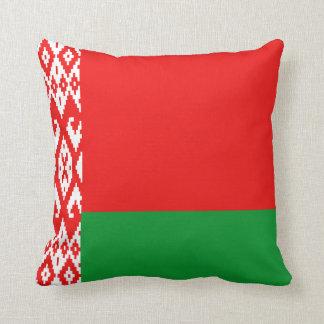 Belarus Flag x Flag Pillow