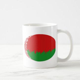 Belarus Gnarly Flag Mug