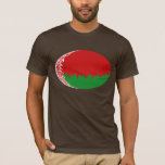 Belarus Gnarly Flag T-Shirt