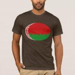 Belarus Gnarly Flag T-Shirt