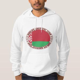 Belarus Greatest Team Hooded Pullovers