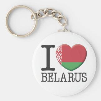 Belarus Keychains