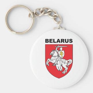 Belarus Keychain