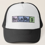 Belarus made of Elements Trucker Hat