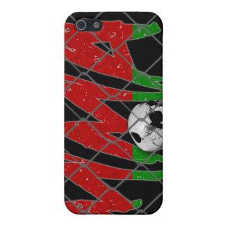 Belarus MMA Skull Black iPhone 4 Case