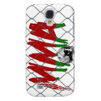Belarus MMA Skull White iPhone 3G/3GS Case