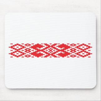 Belarus pattern, Belarus Mousepad