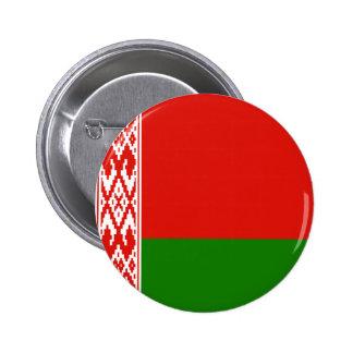 Belarus Pinback Button