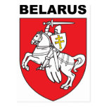Belarus Post Card