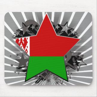 Belarus Star Mousepads