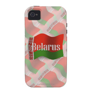 Belarus Waving Flag iPhone 4/4S Cover