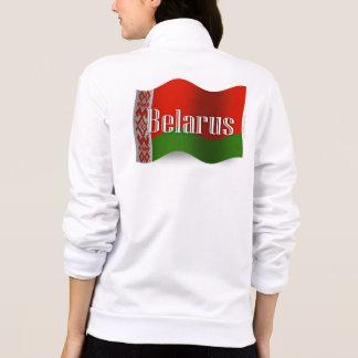 Belarus Waving Flag Jacket