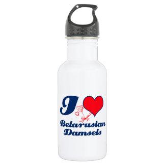Belarusian design water bottle