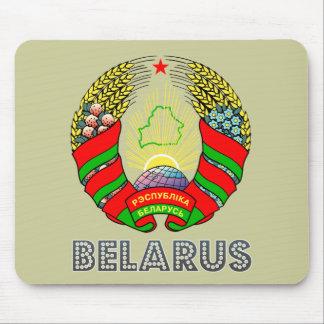 Belarusian Emblem Mouse Mat