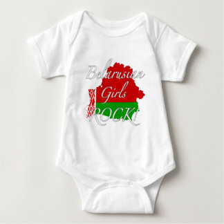 Belarusian Girls Rock! Infant Creeper