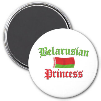 Belarusian Princess Magnet