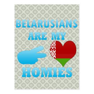 Belarusians are my Homies Postcards