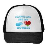 Belarusians are my Homies Trucker Hat