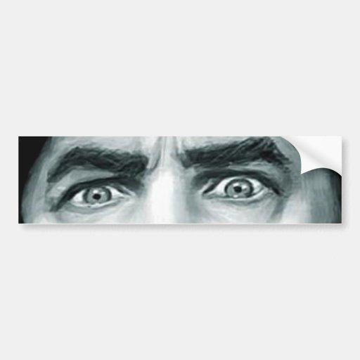 Bela's Eyes Bumper Sticker