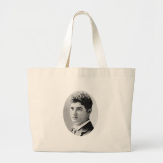 Belasco David Playwright Theatrical Producer Canvas Bags