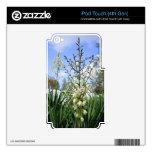 Belces de la naturaleza skins para iPod touch 4G