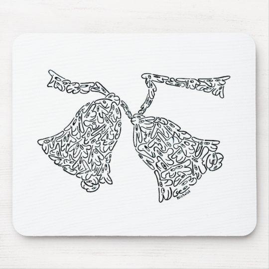 Belces, hechas de caras mousepads