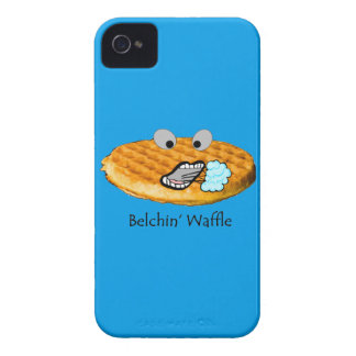 Belchin' Waffle iPhone 4 Cover