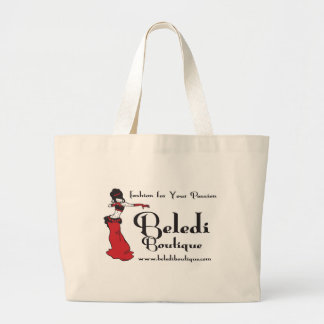 Beledi Boutique Exclusives Large Tote Bag