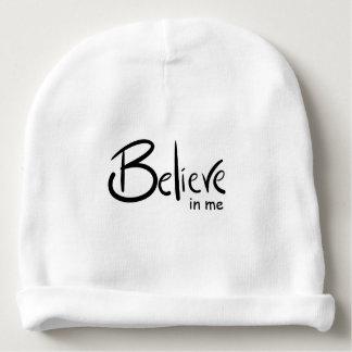 Beleive Baby hat