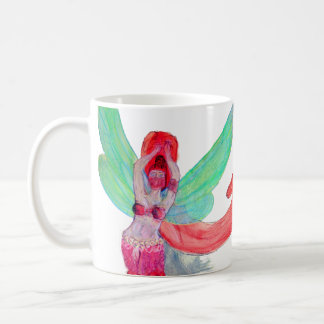 Beleive Dancing Fairy Coffee Mug