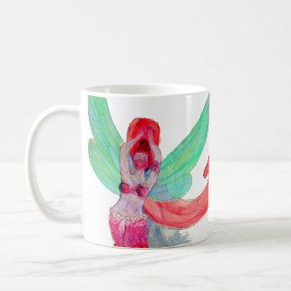 Beleive Dancing Fairy Coffee Mugs