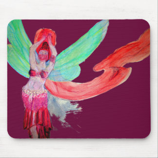 Beleive Dancing Fairy Mouse Pads