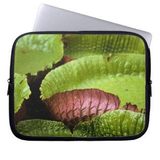 Belem, Brazil. Vitoria Regia (Victoria Laptop Sleeve