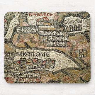 Belén, detalle de un mapa de Jericó Mousepads