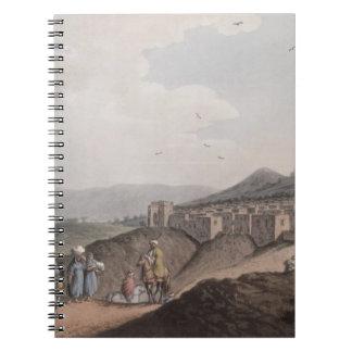 Belén en Palestina, vista de la parte principal Cuadernos