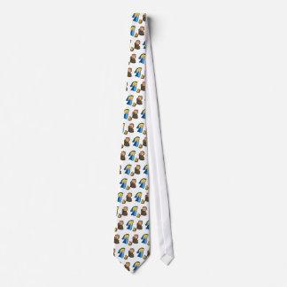 Belén matemático corbatas personalizadas