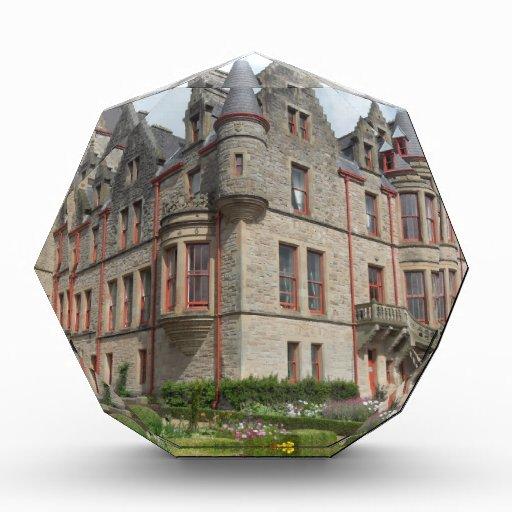 Belfast Castle,  Northern Ireland Acrylic Award