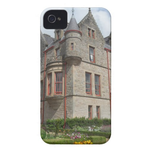Belfast Castle,  Northern Ireland iPhone 4 Case