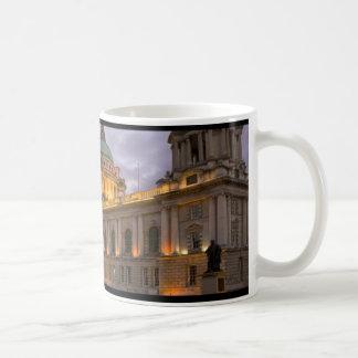 Belfast City Hall At Night Coffee Mug