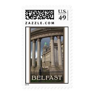 Belfast City Hall Stamp