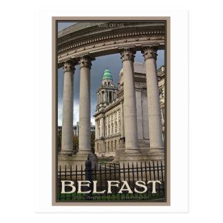 Belfast City Hall Postcards